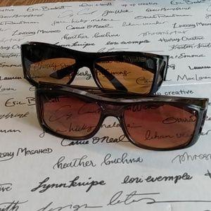 All around eyeglasses